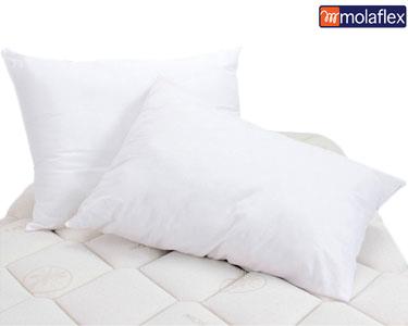 Almofada Hipoalergénica Molaflex®   Conforto & Suavidade