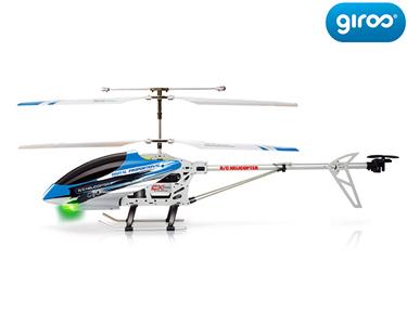 Helicóptero 3 Canais Gyro 72 cm