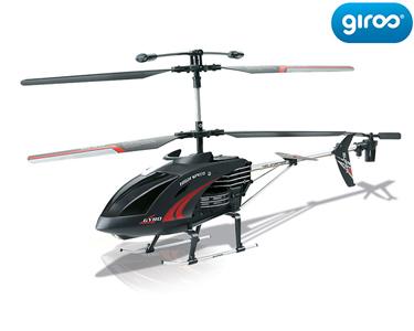 Helicóptero R/C 3.5 CH Anti-Choque 38 cm