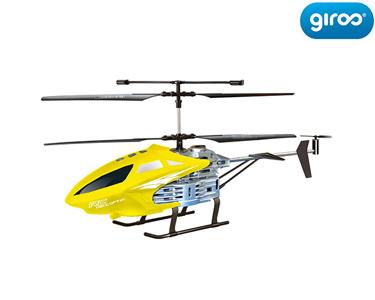 Helicóptero R/C 3.5 CH Anti-Choque 20 cm