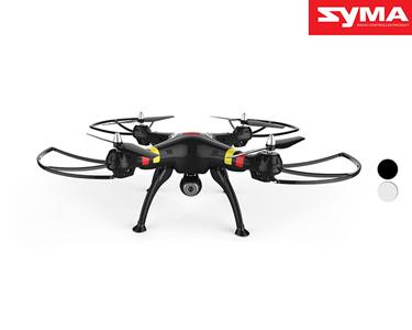 Drone X8W Câmara 5MP 2.4G Wi-Fi R/C 4CH Quad 50 cm | Syma®