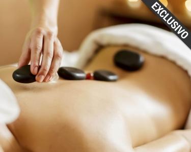 Holmes Place Spa   Stone Spirits - Massagem Hot Stones   50 Minutos