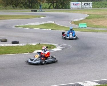 Acelere o Kart no Kartódromo Outdoor do Oeste | 30 Minutos no Kiro | Bombarral