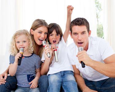 Workshop Family & Friends | Toda a Família a Cantar! 31 de Outubro