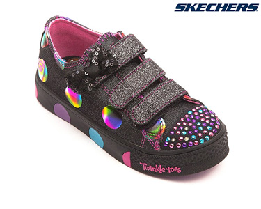 Ténis Skechers® Glitter Dreamer | Tamanhos à Escolha