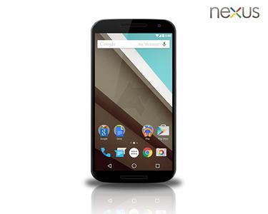 Google Nexus 6 Quad HD 4G 32GB | Cores à Escolha