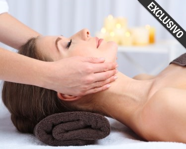 Relax & Beauty: Massagem + Mini Facial | 50 Min. | 4 Clínicas Sorria