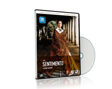 DVD 'Sentimento' de João Bénard da Costa