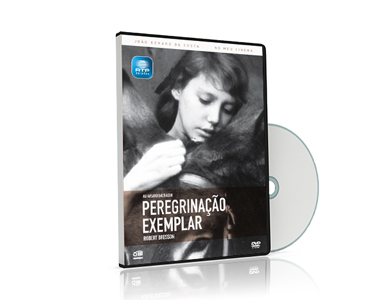 DVD 'Peregrinação Exemplar' de João Bénard da Costa