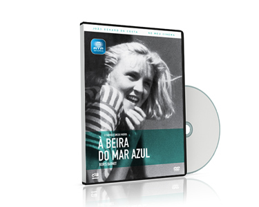 DVD 'À Beira Do Mar Azul' de João Bénard da Costa