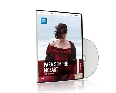 DVD 'Para Sempre Mozart' de João Bénard da Costa