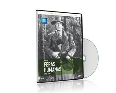 DVD 'Feras Humanas' de João Bénard da Costa