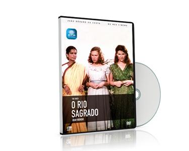 DVD 'O Rio Sagrado' de João Bénard da Costa