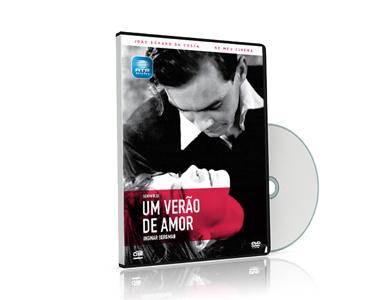 DVD 'Um Verão de Amor' de João Bénard da Costa