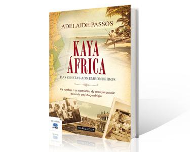 Livro 'Kaya África', de Adelaide Passos