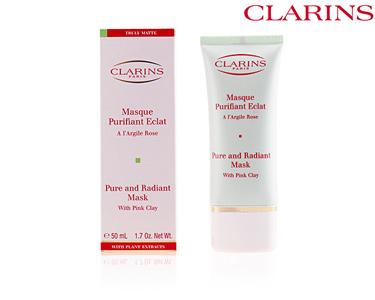 Máscara Purificante 50 ml | Clarins® | Peles Mistas e Oleosas