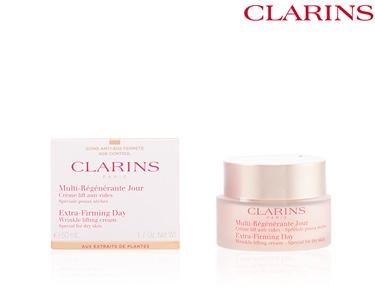 Creme Regenerador Dia Clarins® 50 ml | Peles Secas