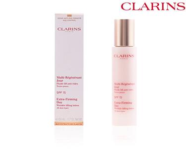 Creme Dia Fluido Regenerador Clarins® SPF15 50 ml | Todas as Peles