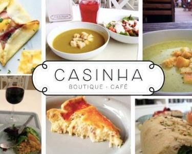 Momento Especial a Dois! Brunch na CASINHA® Boutique Café - 5 Locais
