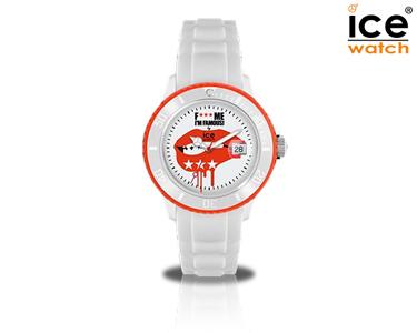 Relógio Ice Watch® Branco | F*** Me, Im Famous