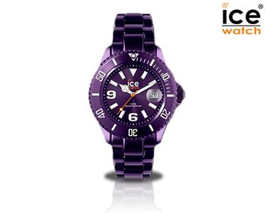 Relógio Ice Watch® Lilás   Ice Alu