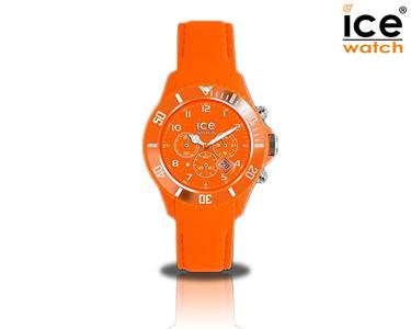 Relógio Ice Watch® Laranja | Ice Chrono Matte