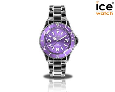 Relógio Ice Watch® Violeta   Ice Pure