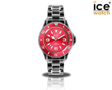Relógio Ice Watch® Vermelho | Ice Pure