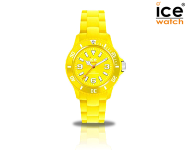 Relógio Ice Watch® Amarelo | Ice Solid