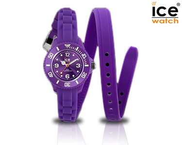 Relógio Ice Watch® Lilás | Ice Twist