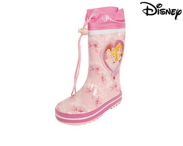 Botas de Borracha Princess Disney®   Escolha o Tamanho