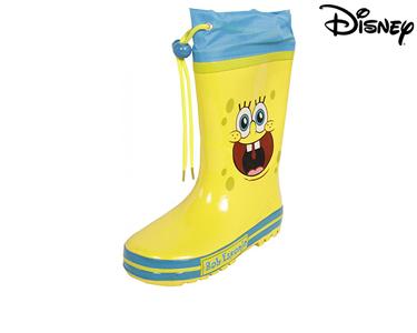 Botas de Borracha Bob Esponja Disney® | Escolha o Tamanho