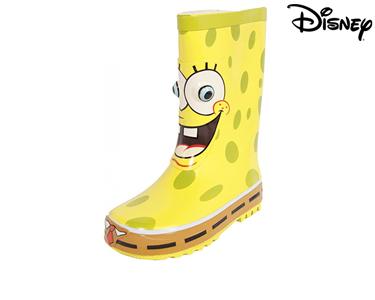 Botas de Borracha Amarela Disney® | Escolha o Tamanho