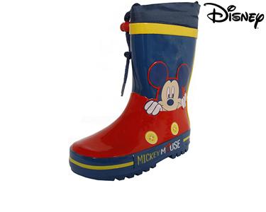 Botas de Borracha Mickey Disney®   Escolha o Tamanho