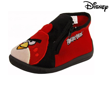 Pantufas Angry Birds Disney® | Escolha o Tamanho