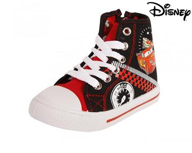 Ténis Cars  Red-Black Disney® | Escolha o Tamanho