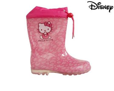 Botas de Borracha Hello Kitty Disney® | Escolha o Tamanho