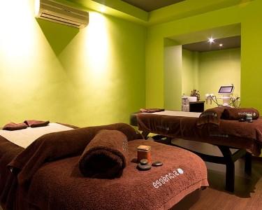 Spa de Luxo a Dois: Massagem + 3 Terapias & Espumante! Bairro Azul