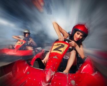 Karting para Dois | Acelerem no Kartódromo de Abrantes!