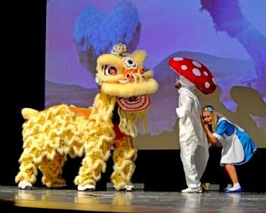 «Alice no País das Maravilhas» Teatro Infantil | UCI Arrábida Shopping