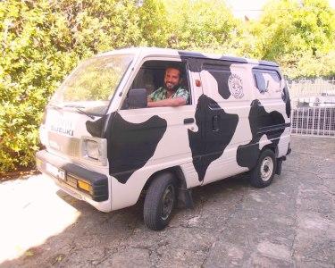 Cornélia, A Vaca Da Cerveja! Aluguer 1 Dia + Barril 230 Cervejas