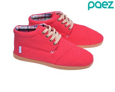 Paez® Boots | Granate