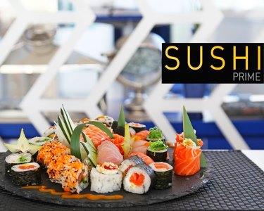 Últimos Dias! Sushi Prime | O Melhor Sushi a Dois c/ Vista Mar