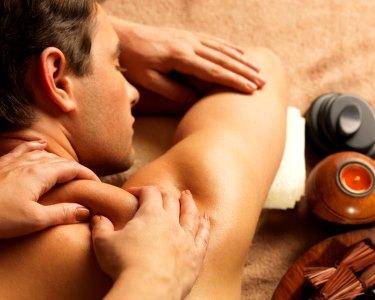 Delicie-se com Massagem ao Corpo Inteiro +  Reflexologia Podal