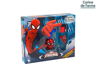 Conjunto de Beleza Corine de Farme | Spider-Man