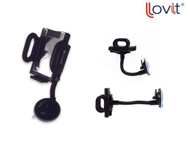 Suporte Ajustável para Smartphones e Tablets Lovit®