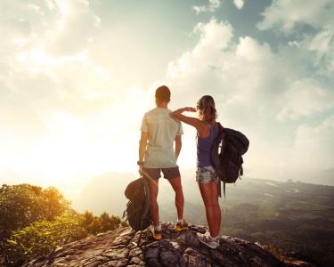 Trekking, Escalada e Almoço para Dois na Serra do Risco! Arrábida
