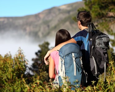 Day Trip de Aventura a Dois! Trekking, Escalada e Almoço na Arrábida