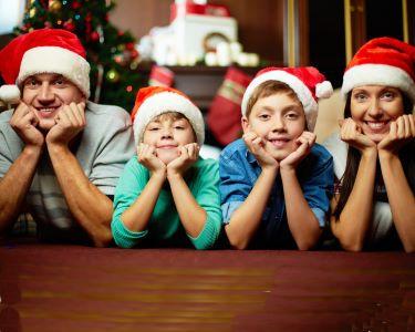 Sessão Fotográfica de Natal em Família! Até 5 Pessoas | Gaia