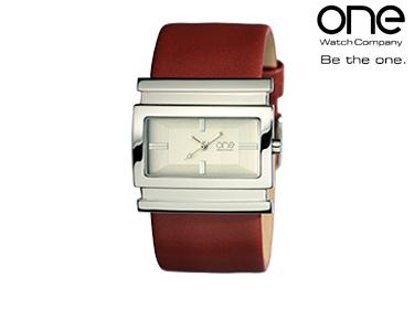 Relógio One® Mirage Bordeaux | Senhora